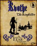 Kvothe the Kingkiller