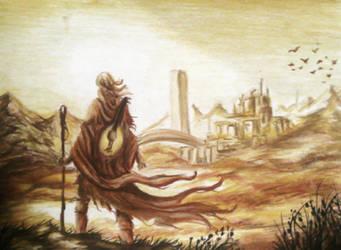 Kvothe in the Vintas by emmgoyer7