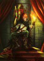 Kvothe the KingKiller by emmgoyer7