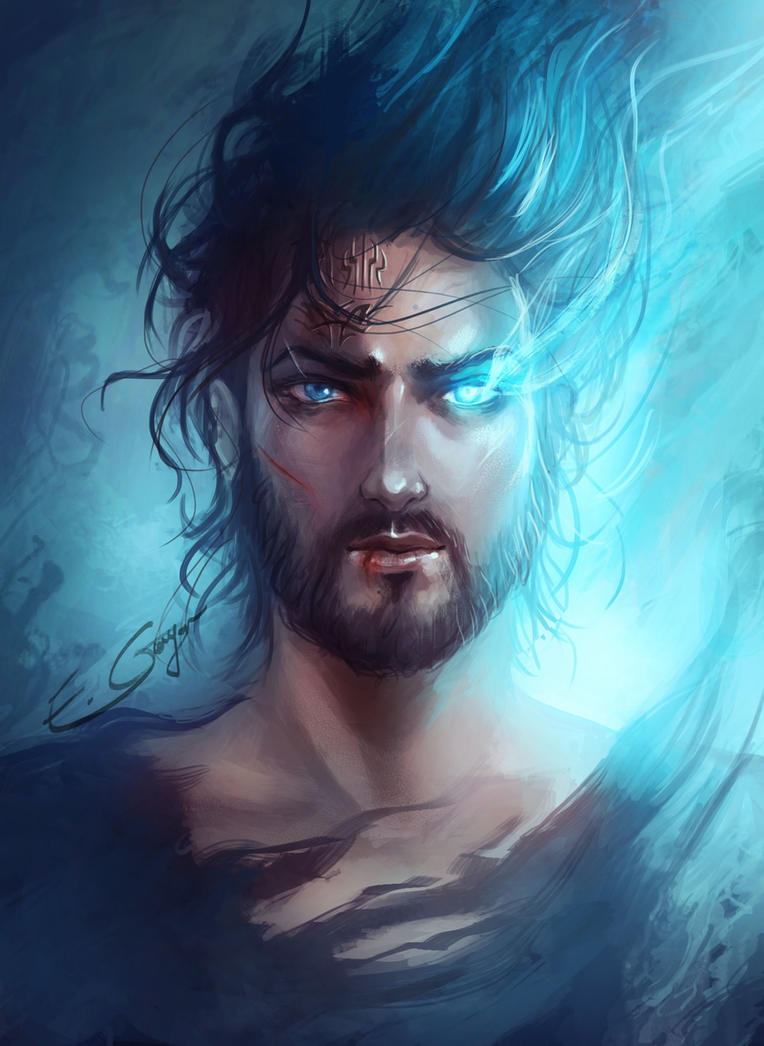 Kaladin Stormblessed Rework by emmgoyer7