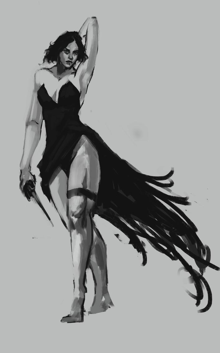 Vin sketch by emmgoyer7