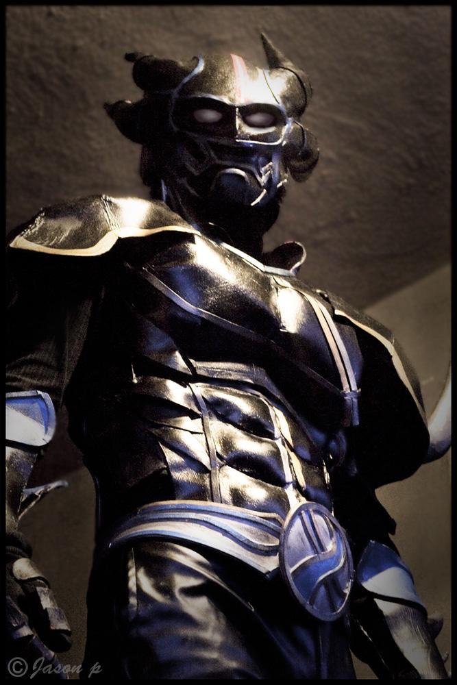 dissidia CECIL Dark Knight by okageo