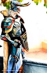 warrior of light: EXMODE 3 by okageo