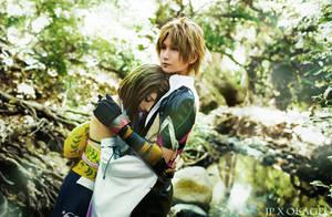 Final Fantasy X by okageo
