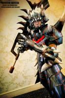 Monster Hunter: AKantor by okageo