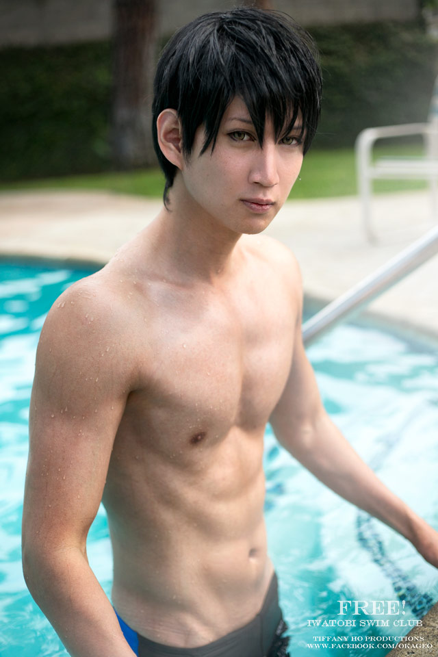 Free! (swim anime) by okageo