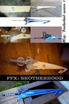 brotherhood sword tutorial