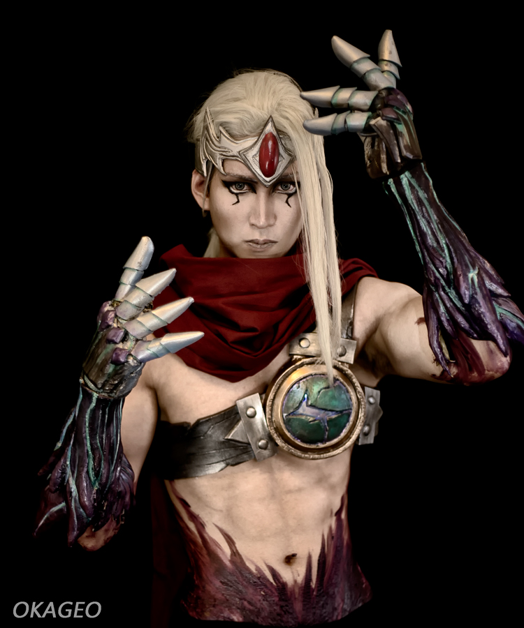 League of Legend Varus (WIP) by okageo