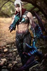 League of Legend Varus by okageo
