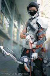 cyborg Hanzo