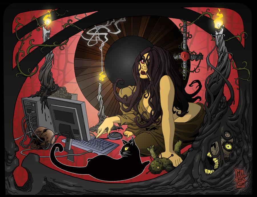 online witch by sektujai