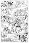 xmen sample pencils pg05