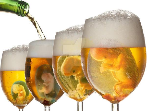 Se crescono sottili ad alcolismo