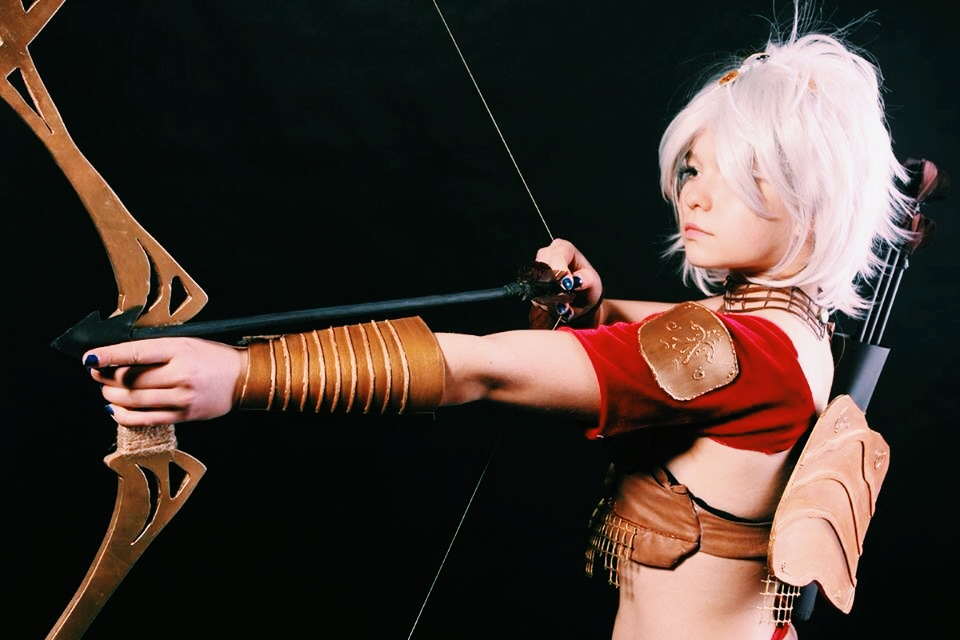Farah Prince of Persia The Two Thrones Cosplay by Nyrey