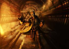 Stalker Metro 2034