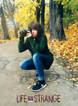 Max Caufield instant cosplay Life Is Strange