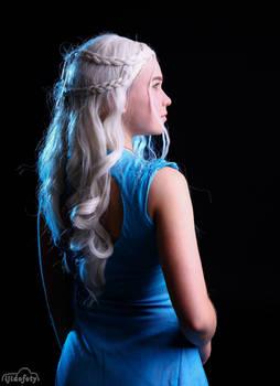Daenerys Targaryen cosplay Astapor