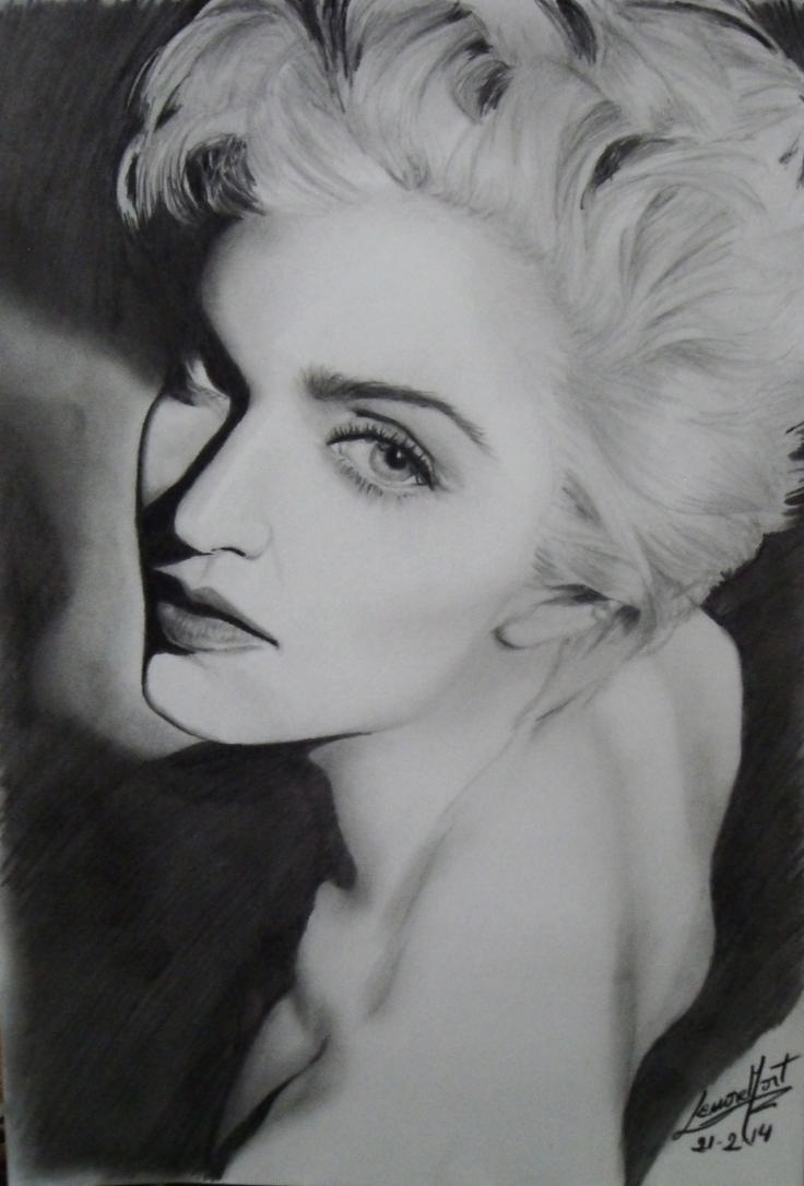.:Madonna:. by Lenore-m0rt