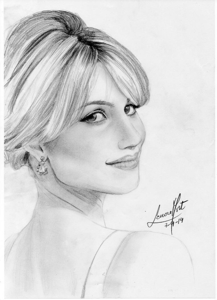 .:Dianna Agron:. by Lenore-m0rt