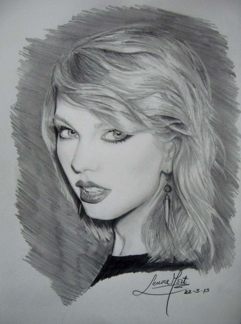 .:Taylor Swift:. by Lenore-m0rt