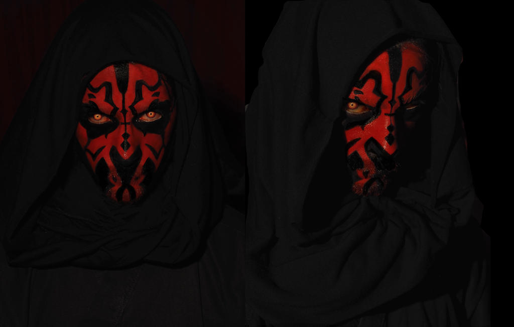 .:Darth Maul:. by Lenore-m0rt