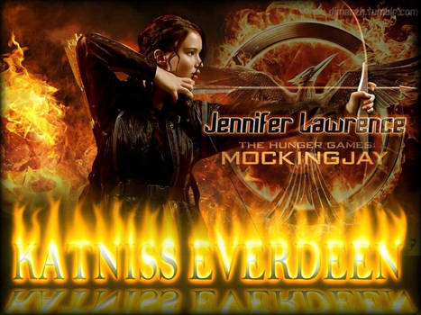 25bbfd82 dreamarzh24 0 0 Katniss Everdeen #Mockingjay by dreamarzh24