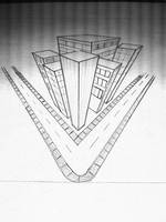 Three-Point Perspective by dreamarzh24
