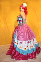 Pinkie Pie Galloping Gala Dress by Flitzichen