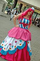 Pinkie Pie Galloping Gala Dress 2 by Flitzichen