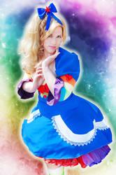 Rainbow Brite Cosplay by NoFlutter III