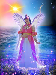 Princess Twilight Sparkle (Coronation dress)