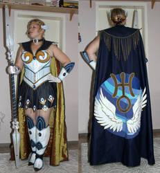 Sailor Uranus Warrior Version