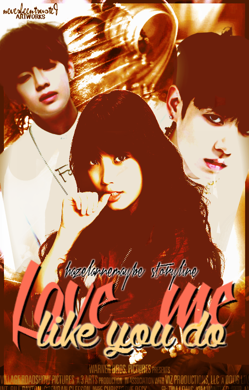 Wattpad Book Cover Copyright : Wattpad book cover request love me like you do by
