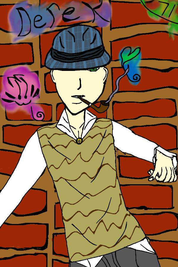 Derek Roy Eli~ by Art-game-lover
