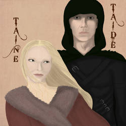 Taide and Taine, Gods of the Cycles by AfterTheNonSequitur