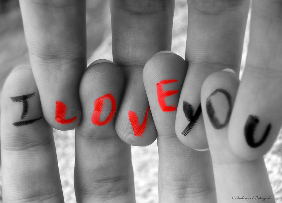 Finger Love ! by CarlosJMRoque - 78.9KB