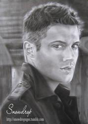 Jensen Ackles by snowdropngoc