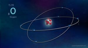 Oxygen Atom by Icesturm
