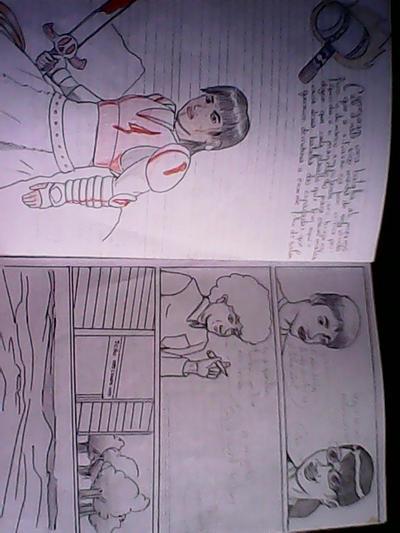 paginas 4 e 5 by metalsorriso