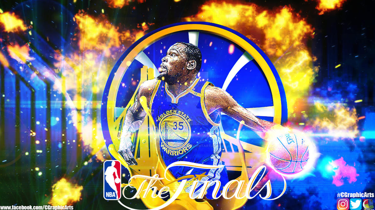 Kevin Durant NBA FInals Wallpaper by CGraphicArts ...