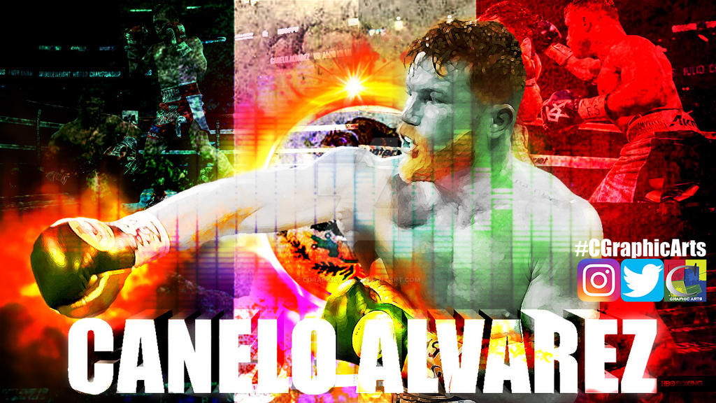 Canelo Alvarez Wallpaper By Cgraphicarts On Deviantart