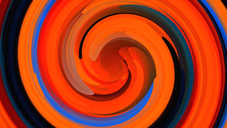 Twirl Abstract by Misko-2083