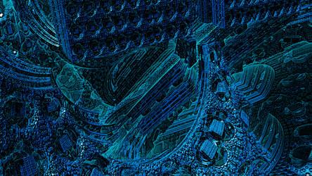 Abstract Tech Misko by Misko-2083