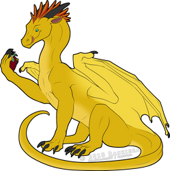 Commission - Berry Good by FireDragon97