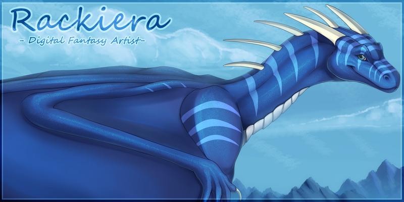 Rackiera Banner - DA
