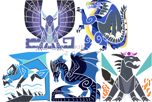 MHW Icons - Batch 1