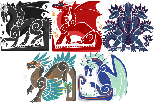 MHW Icons - Batch 2
