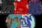 MHW Icons - Batch 2