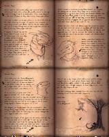 Journals of Tavra - Part 1
