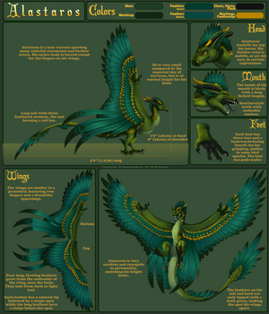 Commission - Alastaros Reference Sheet